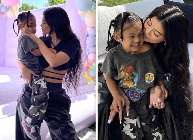 Kylie Jenner and Stormi were stylish mother-daughter duo at Khloé Kardashian's daughter True's 3rd birthday
