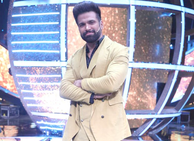 Rithvik Dhanjani to host a special episode of Indian Idol 12