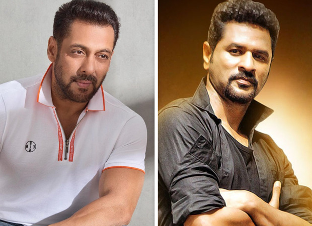 Salman Khan Films wishes Prabhudeva on his birthday as they celebrate 12 years of journey from Wanted to Radhe Your Most Wanted Bhai