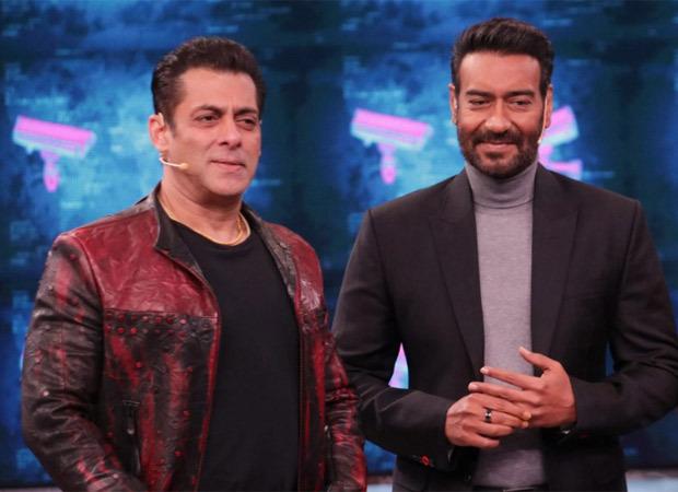 Salman Khan has the sweetest birthday wish for Ajay Devgn