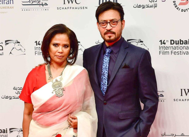 """""""The clock had stopped at 11.1 1"""" - Sutapa Sikdar pens an emotional letter remembering Irrfan Khan on his first death anniversar"""