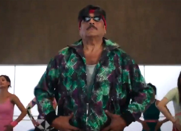 Watch: Jackie Shroff shows his love for Zumba; Anil Kapoor responds
