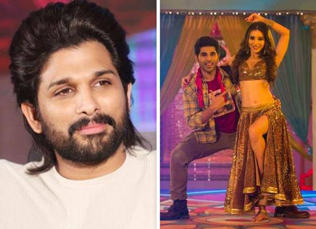 Allu Arjun congratulates his brother, Allu Sirish on the success of his debut Hindi songVilayati Sharaab