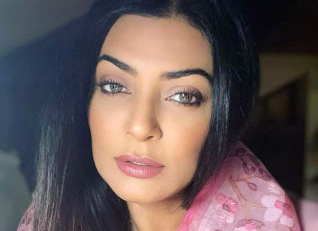 Throwback video: Sushmita Sen recites a poem she composed during her Miss India days
