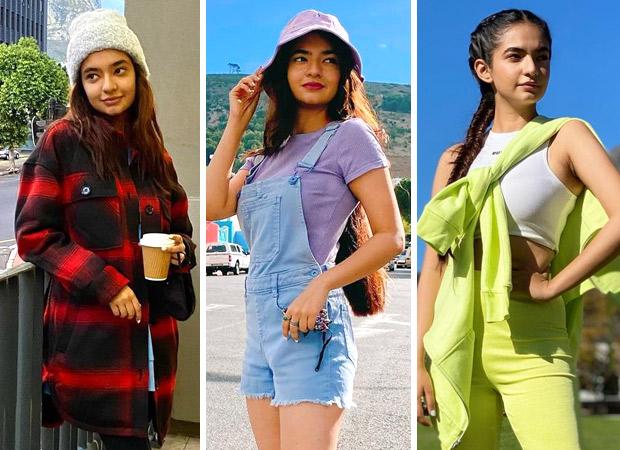 7 times Khatron Ke Khiladi 11's youngest contestant Anushka Sharma showed her grooves through dance challenges on Instagram