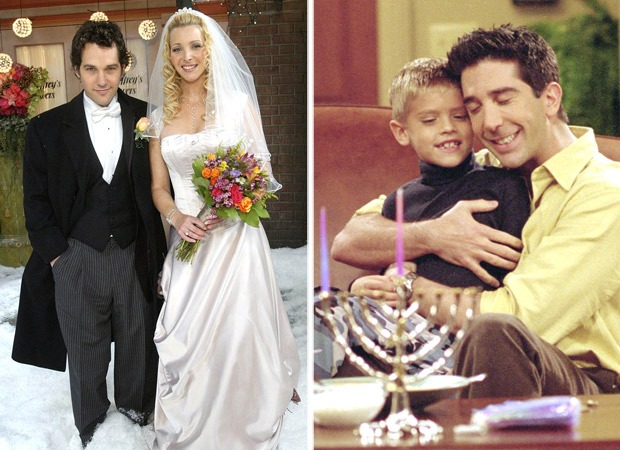 Friends: The Reunion directorBen Winston reveals why Paul Rudd and Cole Sprouse were absent from the special