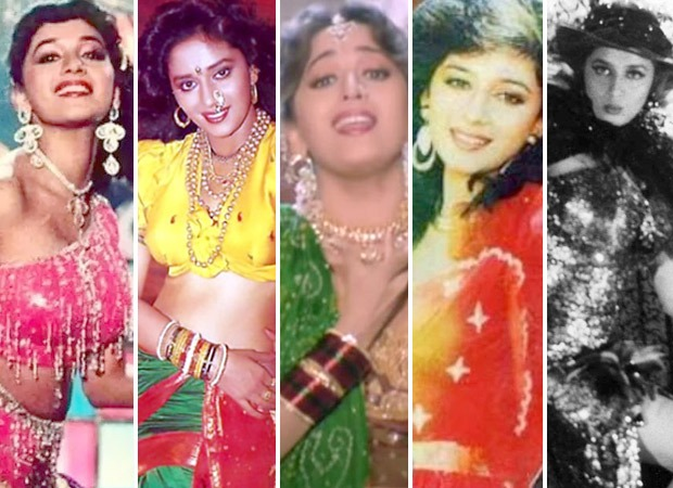 Happy Birthday Madhuri Dixit: 5 iconic dance performances of the charming actress