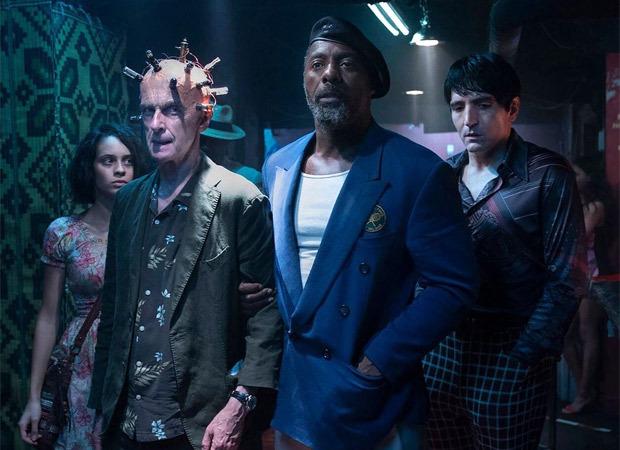 James Gunn shares new The Suicide Squad photo featuring Idris Elba, Peter Capaldi,Daniela Melchior andDavid Dastmalchian