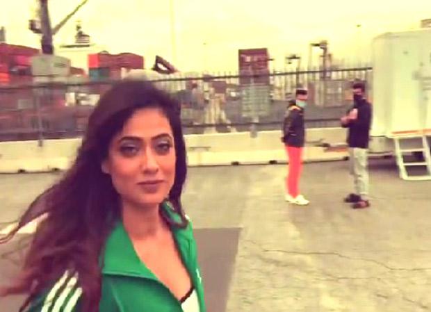 Khatron Ke Khiladi 11: Abhinav Shukla films stunning video of Shweta Tiwari in Cape Town