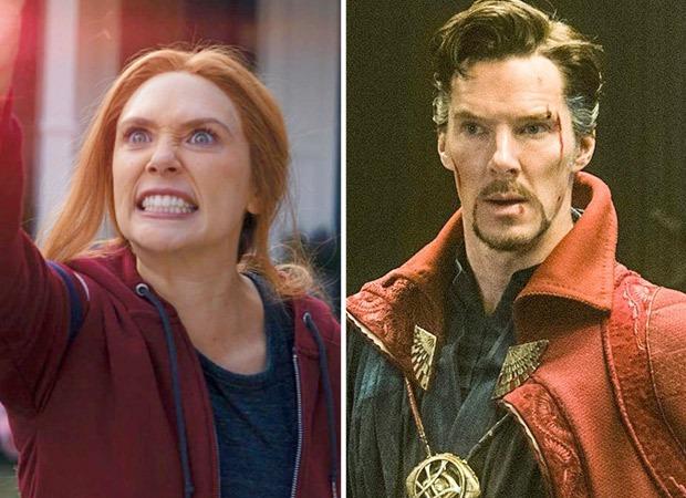 Marvel's WandaVision series at Disney+ almost had Benedict Cumberbatch's cameo as Doctor Strange