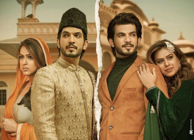 Nia Sharma and Arjun Bijlani depict heartbreaking love story in 'Tum Bewafa Ho' music video teaser