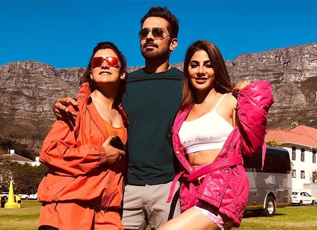 Nikki Tamboli, Abhinav Shukla and Aastha Gill are giving us BFFs goals with their latest pictures