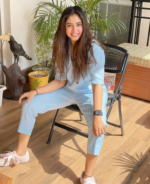 Niti Taylor teaches how to effortlessly style a co-ord set this summer