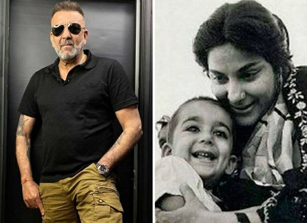 On late mother Nargis Dutt's death anniversary, Sanjay Dutt shares a picture from his childhood