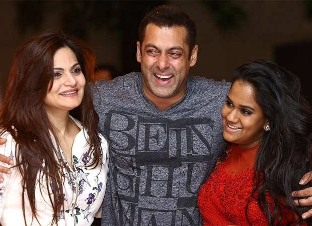 Salman Khan informs his sisters Alvira and Arpita have recovered from COVID-19