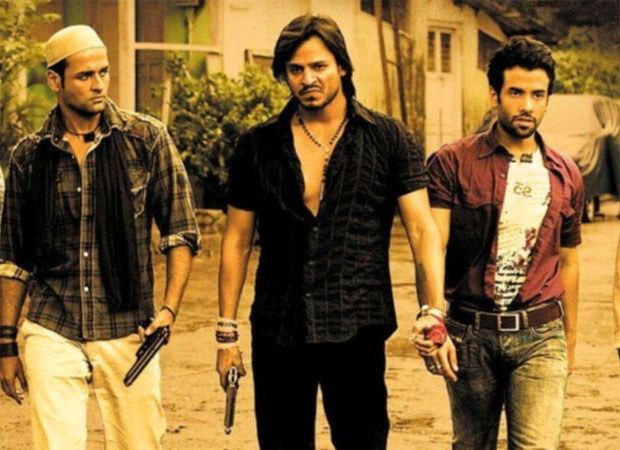 Vivek Anand Oberoi reminiscences his first day of shoot with Sanjay Dutt for Shootout At Lokhandwala