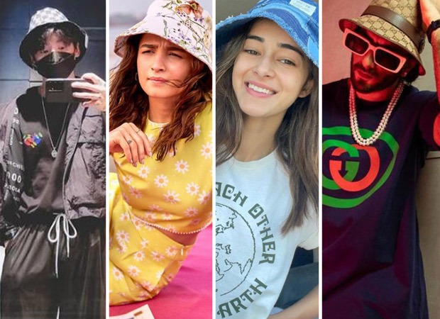 90's bucket hat trend is favourite accessory in 2021 that BTS' Jungkook, Alia Bhatt, Ananya Panday, Raveer Singh are loving it