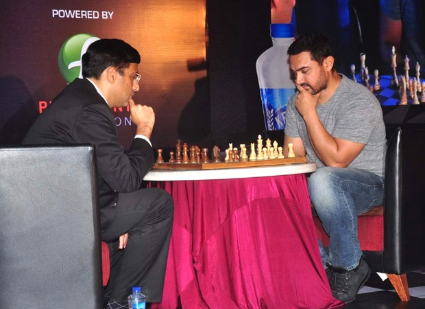Aamir Khan to play a game of chess with Viswanathan Anand to raise funds amid Covid-19