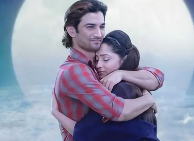 Ankita Lokhande shares a clip with Sushant Singh Rajput as Pavitra Rishta completes 12 years