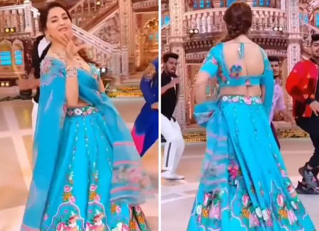 Madhuri Dixit recreates 'Kajra Re', takes up viral 'Bole Chudiyan' challenge on Dance Deewane 3