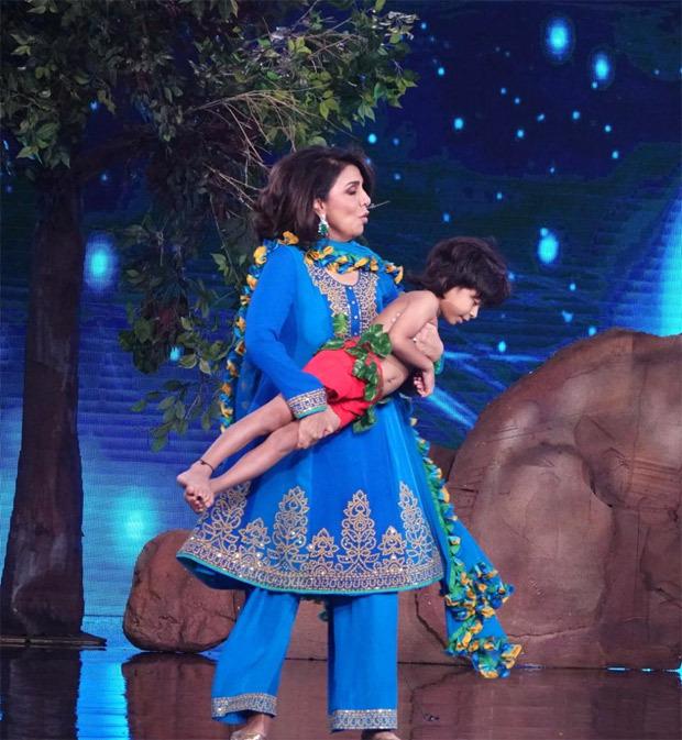 Neetu Kapoor dances to Thalapathy Vijay's song 'Vaathi Coming' on Super Dancer - Chapter 4