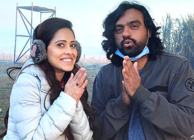 Nushrratt Bharuccha starts dubbing for her next Chhori