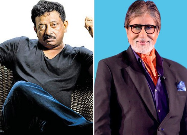 Ram Gopal Varma and Amitabh Bachchan to team up again after 4 years