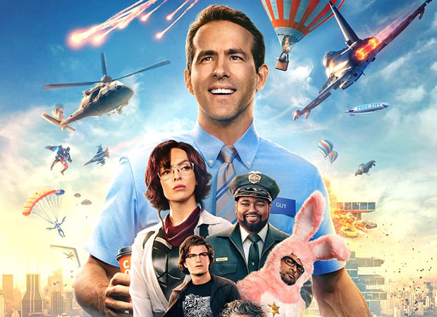Ryan Reynolds and Jodie Comer are hilarious due in video-game world in new trailer of Free Guy