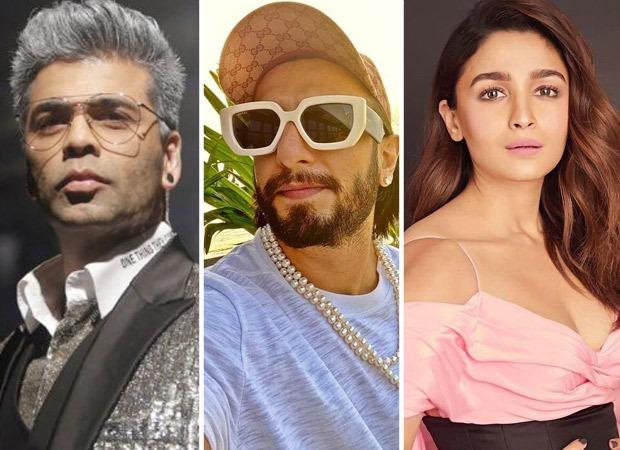SCOOP Karan Johar's next with Ranveer Singh and Alia Bhatt titled Prem Kahani; prep work begins