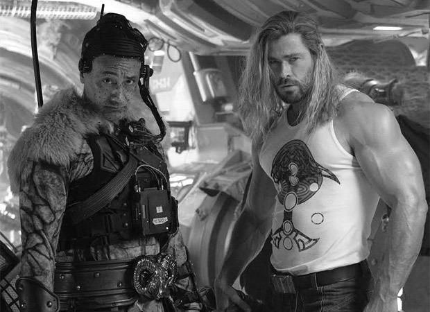Taika Waititi shares photo with Chris Hemsworth as they wrap Marvel's Thor: Love And Thunder