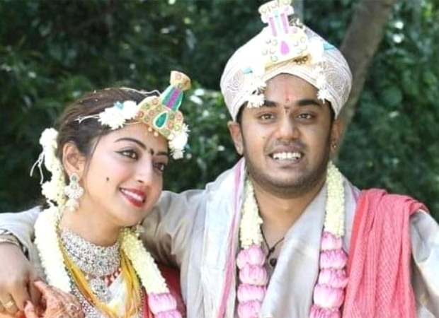 Pranitha Subhash gets married to Nithin Raju; reveals why she waited until after the wedding to announce