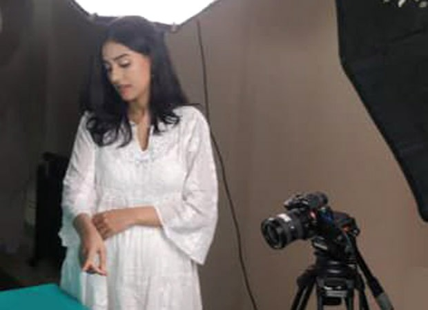 Amrita Rao resumes work post pregnancy, shoots for her first commercial