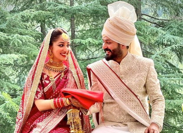 Yami Gautam gets married to Uri:The Surgical Strike director Aditya Dhar; shares first pic