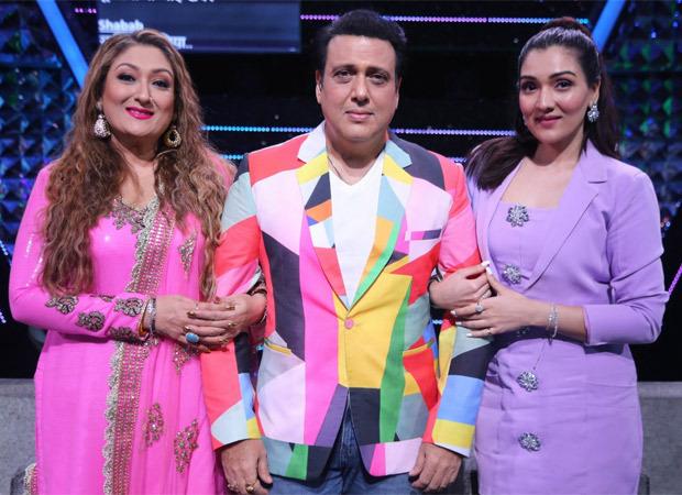 """I wish I had a son like Govinda,"" reveals the superstar's wife Sunita Ahuja on the sets of Indian Pro Music League"