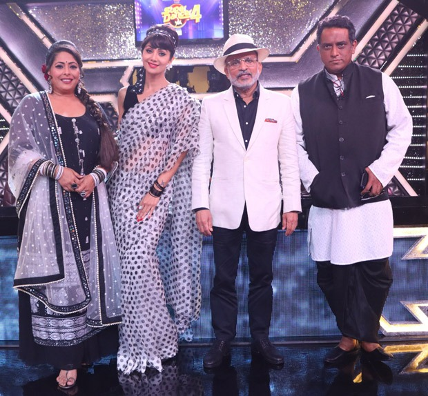 With Annu Kapoor as the guest, Super Dancer – Chapter 4 celebrates the magic of the black-and-white era of Indian Cinema