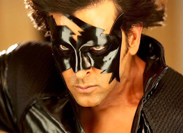 Hrithik Roshan reacts to netizen who wrote a plot for Krrish 4 in five minutes