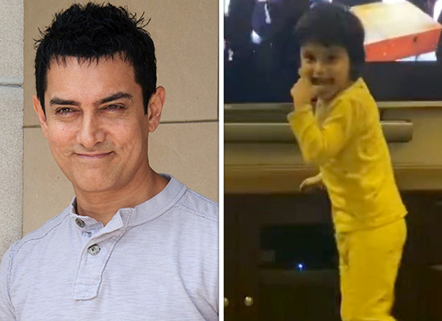 """""""Aamir Khan's work is still doing wonders for every kid,"""" says Shoaib Akhtar sharing video of his son dancing to a song from Taare Zameen Par"""