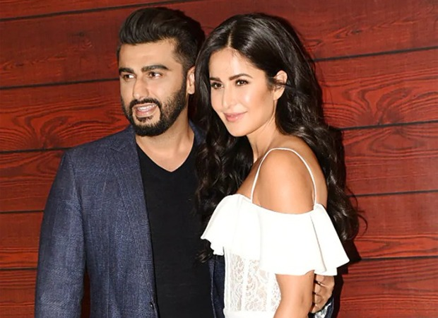 Actor Arjun Kapoor teases birthday girl Katrina Kaif by uploading a funny video on Instagram