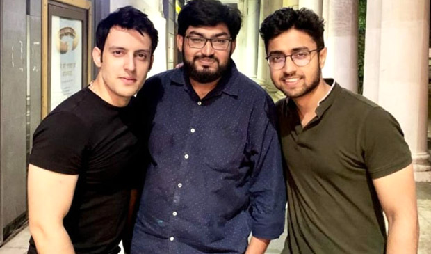 Actor Raghav Tiwari from Hamariwali good news misses his friends, wished them happy friendships day