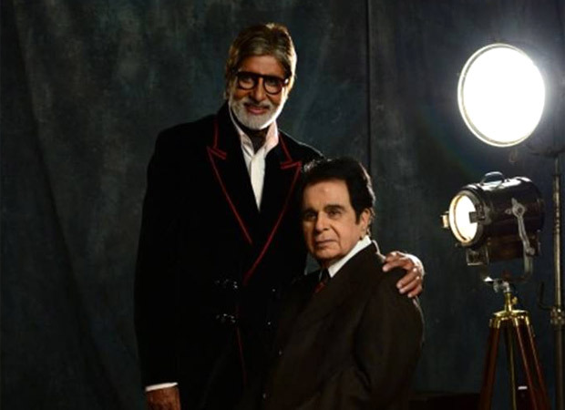 """""""It was obviously not believable that I was actually working with the Dilip Kumar, Amitabh Bachchan in an old interview about working with the cinema legend in Shakti"""