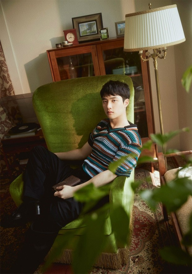 EXO's D.O. makes earnest confession of love through solo EP 'Empathy' - Album Review