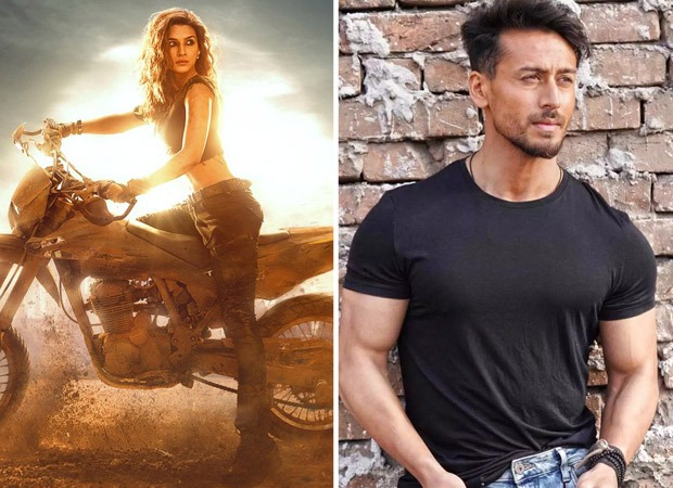 Kriti Sanon to train in dirt biking, action for Ganapath; reunites her with first co-star Tiger Shroff