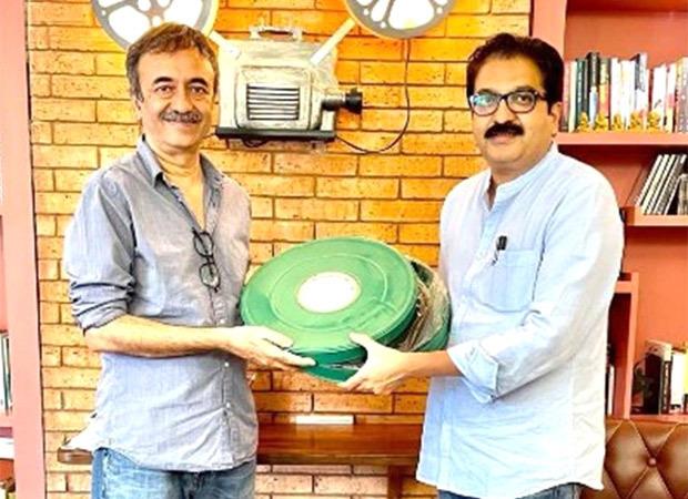 Rajkumar Hirani handed over original film negatives of his 2014 film PK to Director, NFAI
