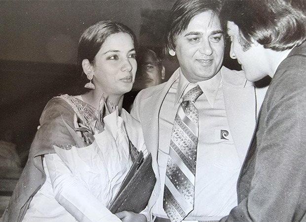 Shabana Azmi shares priceless throwback pictures from the day she was introduced to Sanjay Dutt by Sunil Dutt