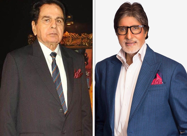 """""""Whenever the history of Indian cinema will be written, it'll always be before Dilip Kumar and after him"""" – Amitabh Bachchan"""