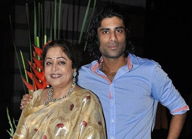 """""""Meri maa! If you bear with my nonsense for a bit she'll land up"""", says Sikander Kher as his Instagram video with Kirron Kher is all about mother-son goals"""