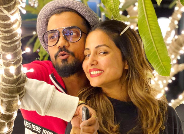 TV producer Rocky Jaiswal rubbishes the rumors of getting married to actress and girlfriend Hina Khan; says they will marry but it is not the right time now