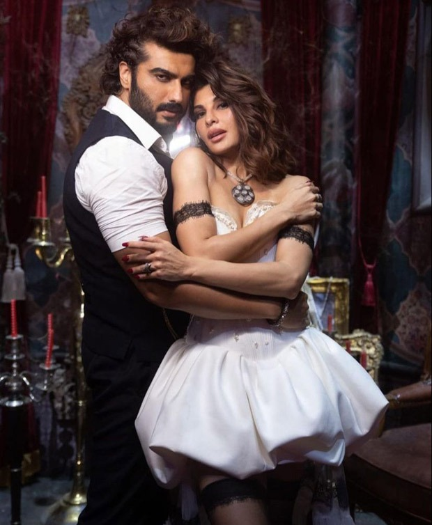 Arjun Kapoor and Jacqueline Fernandez are all smiles in Expectation vs Reality photos for Bhoot Police
