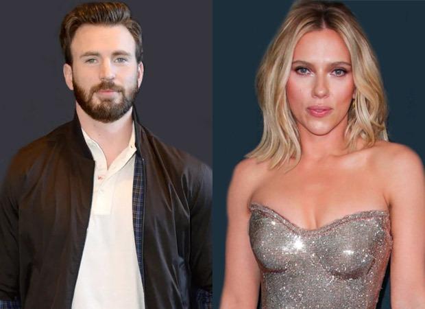 Avengers stars Chris Evans and Scarlett Johansson to star in Dexter Fletcher's romantic action adventure