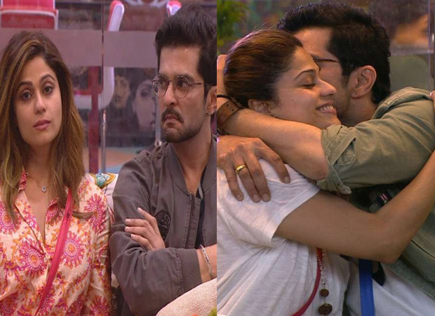 Bigg Boss OTT Shamita Shetty offers to sleep next to Raqesh Bapat to console him; jokes, 'You're not going to put a toe in my section'